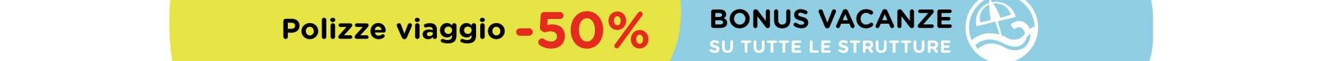 Assicurazione al 50%
