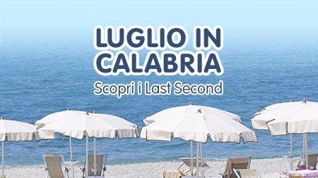 Offerte Last Minute Luglio Calabria