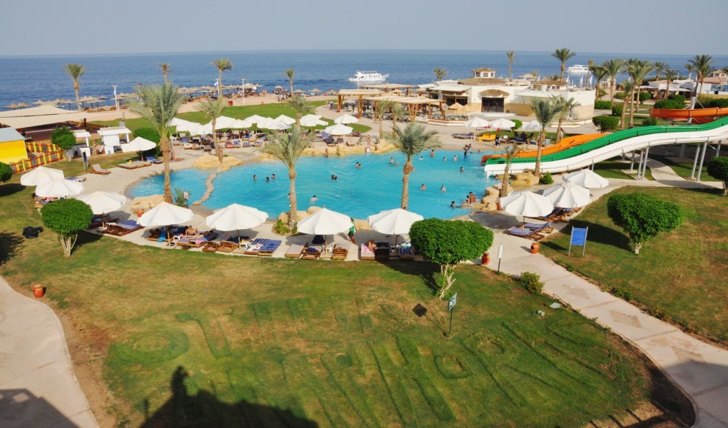 Amphoras Sharm El Sheikh Fruit Village copertina