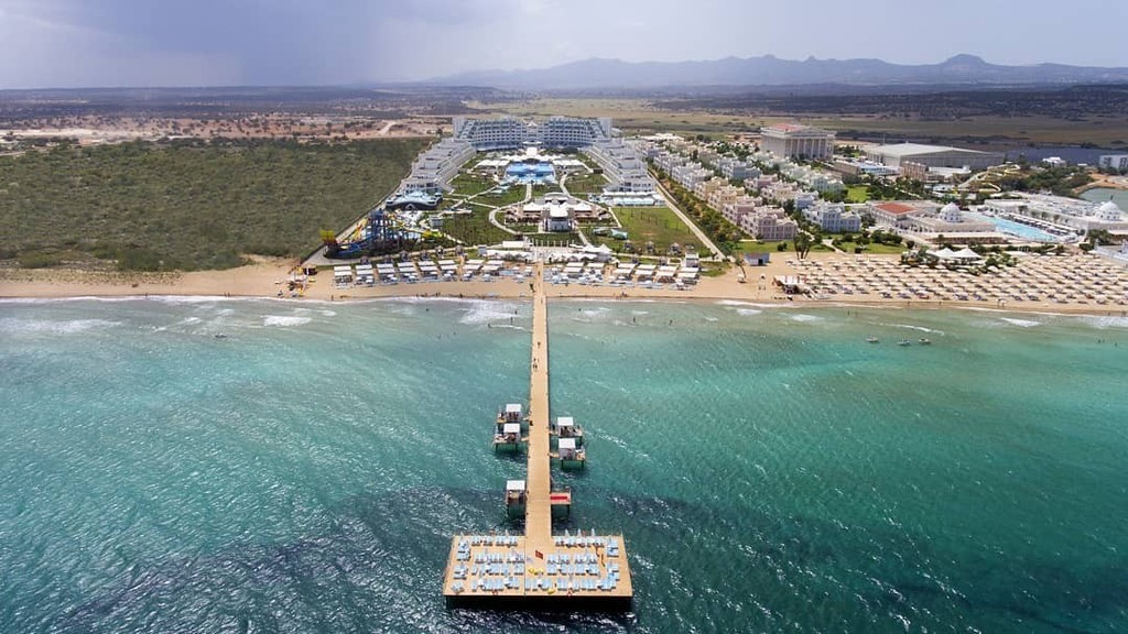 Limak Cyprus Deluxe Hotel copertina