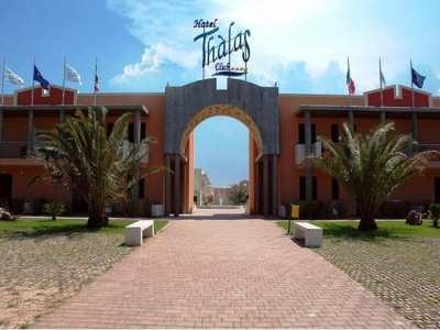 Resort Evvai Special Hotel Thàlas Club
