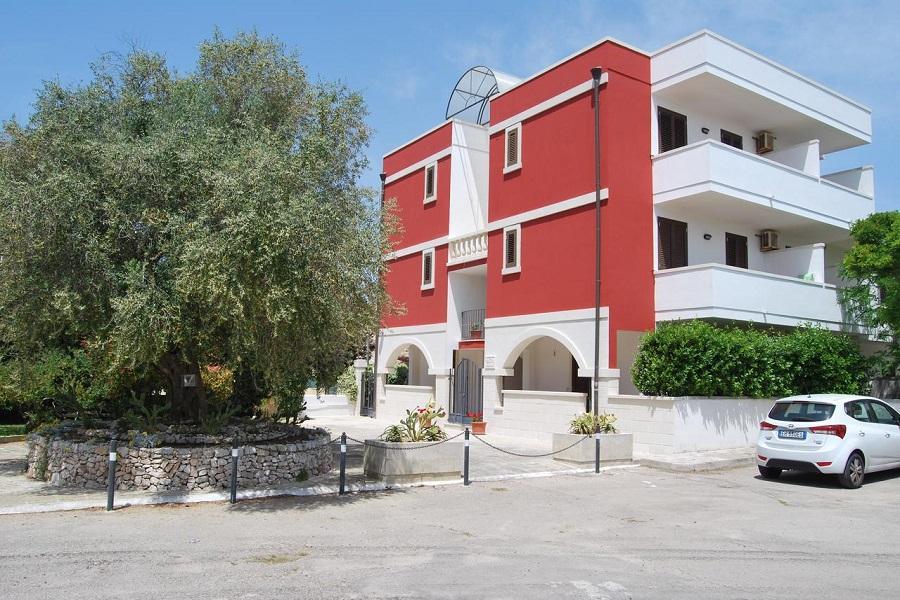 Esterno villaggio