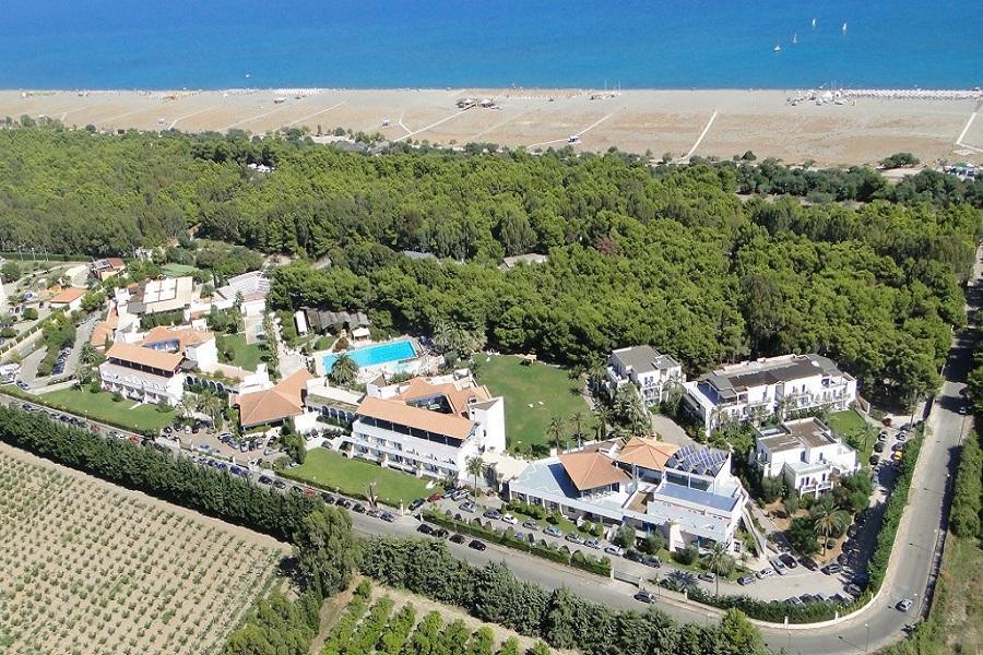 Villaggio giardini d 39 oriente marina di nova siri basilicata - Hotel villaggio giardini d oriente ...