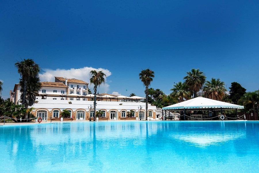 blu hotel kaos ad agrigento sicilia