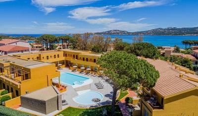 Sardegna , Costa Smeralda e dintorni , Cannigione di Arzachena