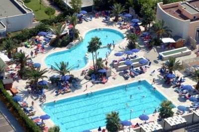 Villaggio Evvai Special Giardini di Atena