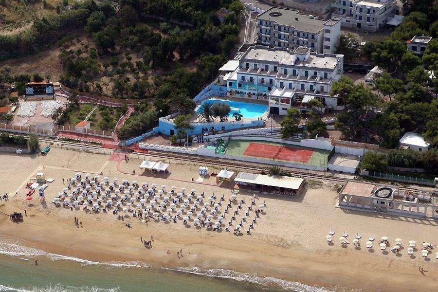 Rodi Garganico Hotel Santa Barbara