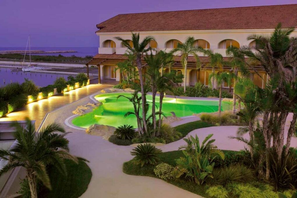Marinagri Resort & SPA copertina