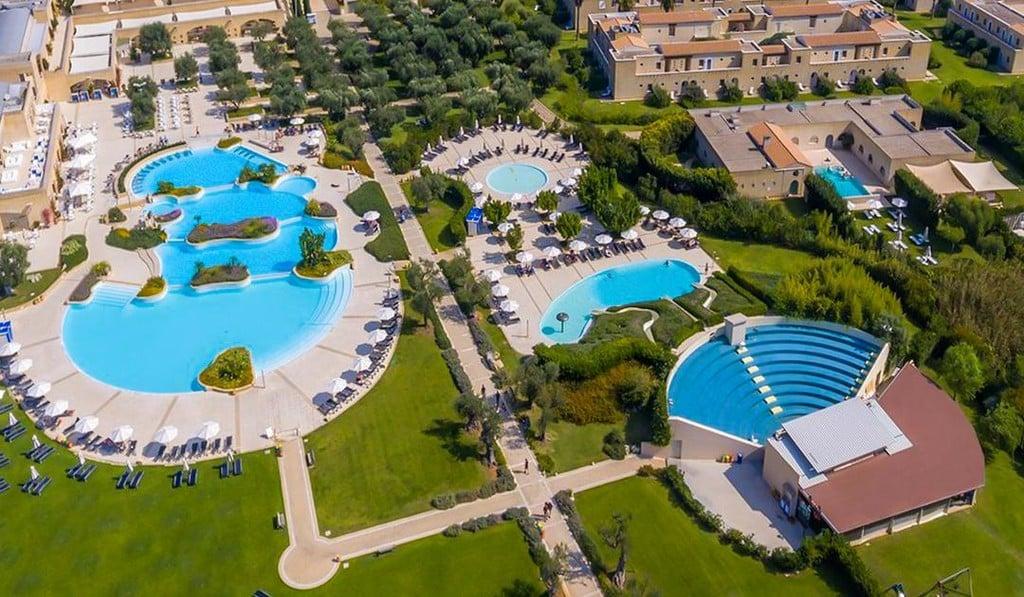 Vivosa Apulia Resort copertina