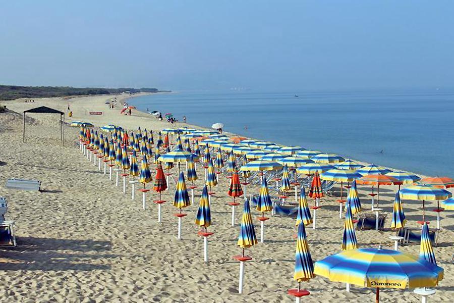 Spiaggia Marina di Nicotera