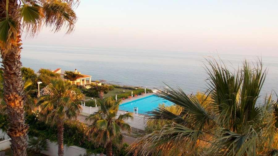 Hotel con vista sul mare del Salento