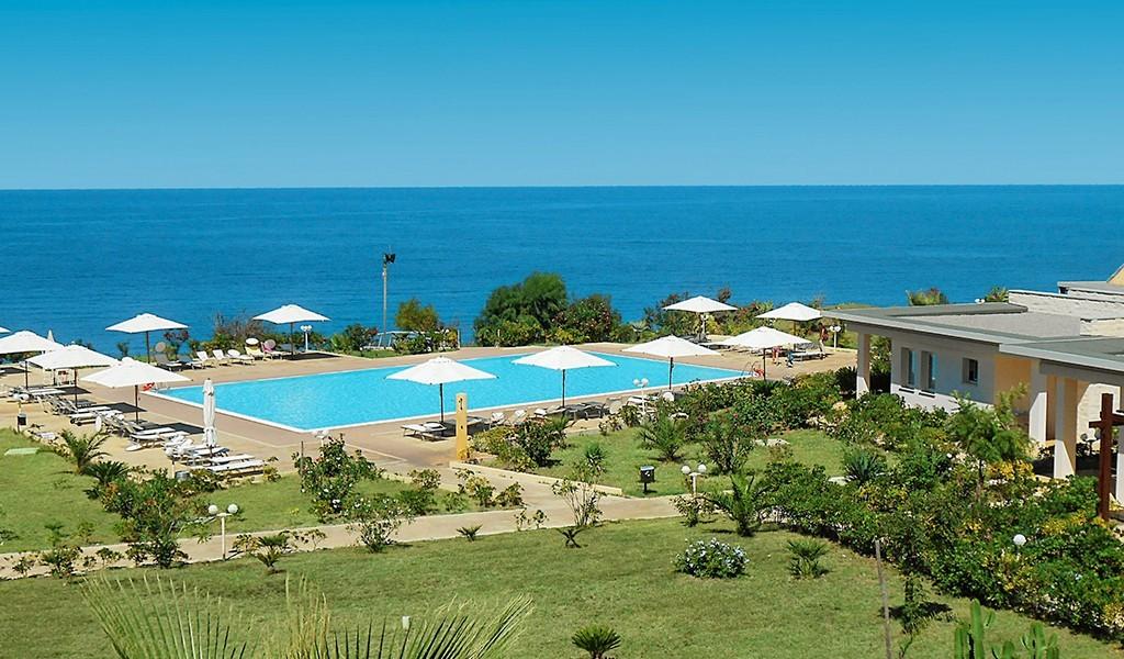 Villaggio Le Rosette Resort copertina