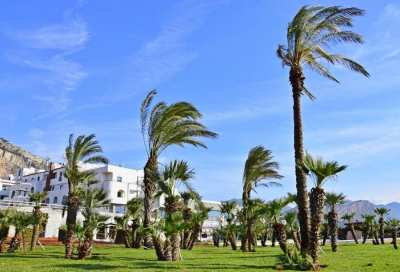 Saracen Sands Resort