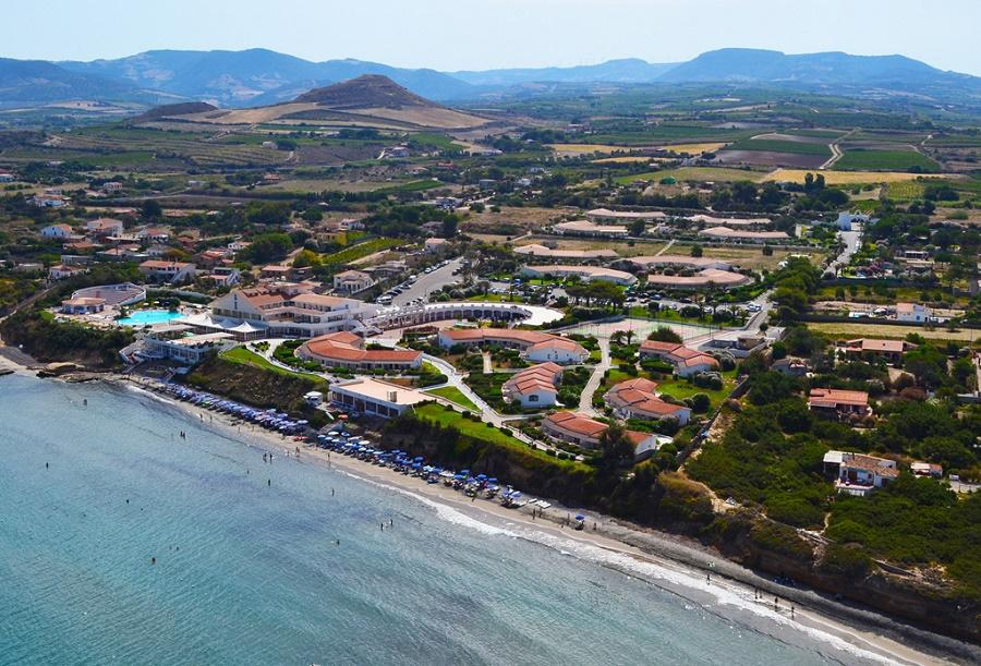 Panoramica villaggio