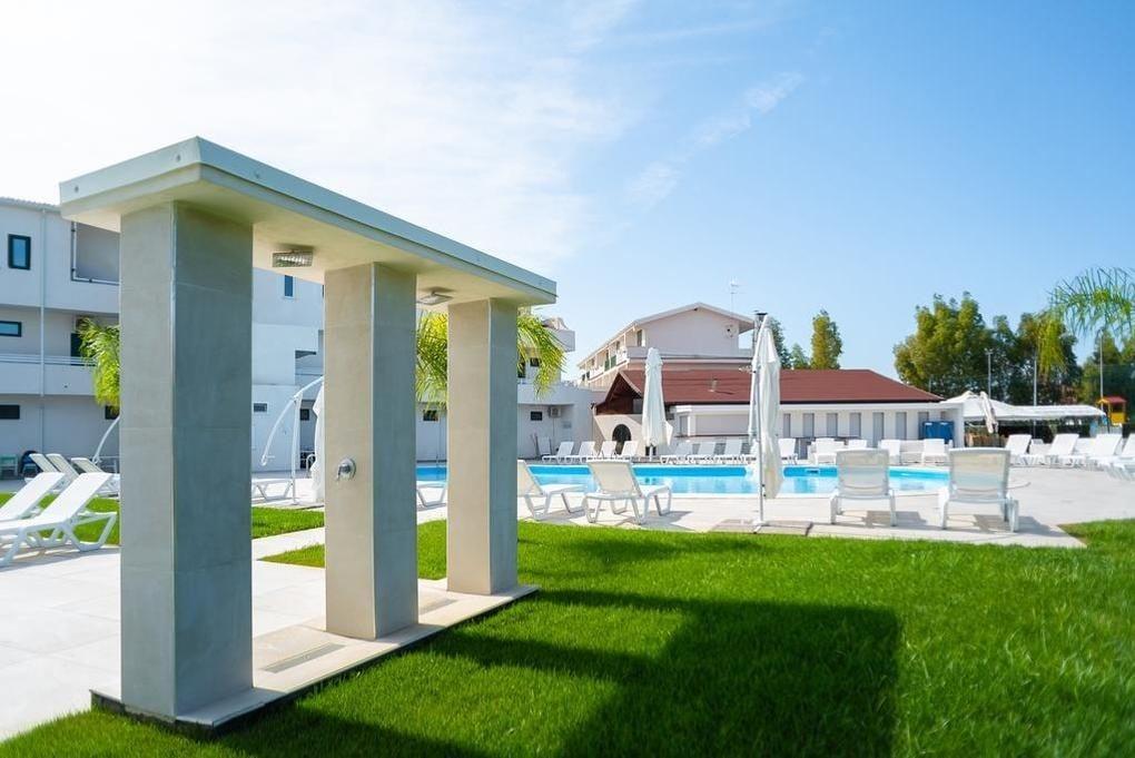 Villaggio Sibari Residence copertina