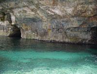 Le grotte di Leuca